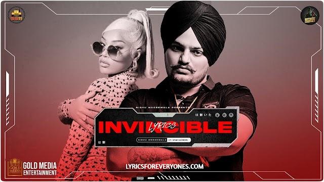 Invincible Lyrics