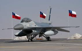F-16 do Chile