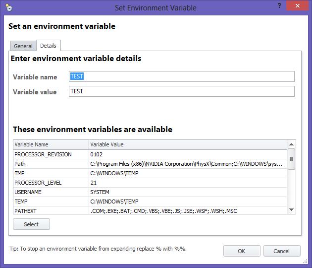 Installing AppSense DesktopNow configurations onto a