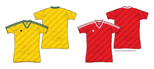 adidas shirt 1986
