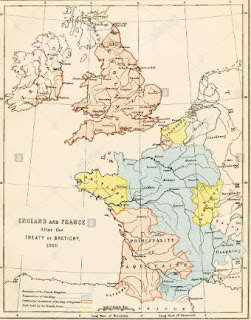 carte geographique france angleterre