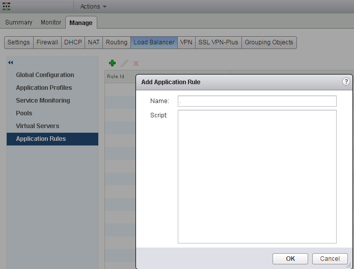 Virtual-Stones Blog: NSX Load balancer advanced HTTP redirect