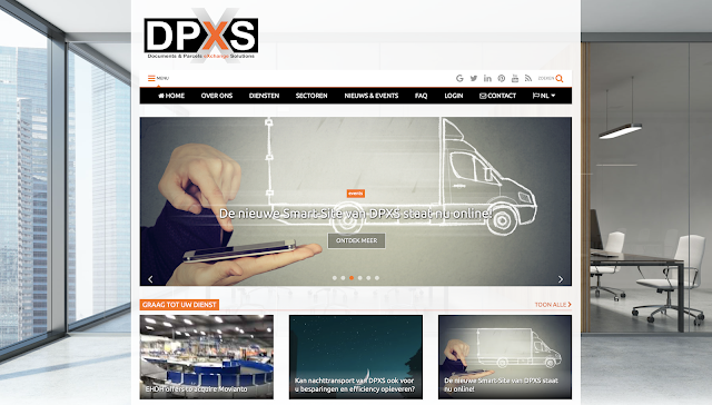 Smart-Site, DPXS, UP-TO-DATE Webdesign