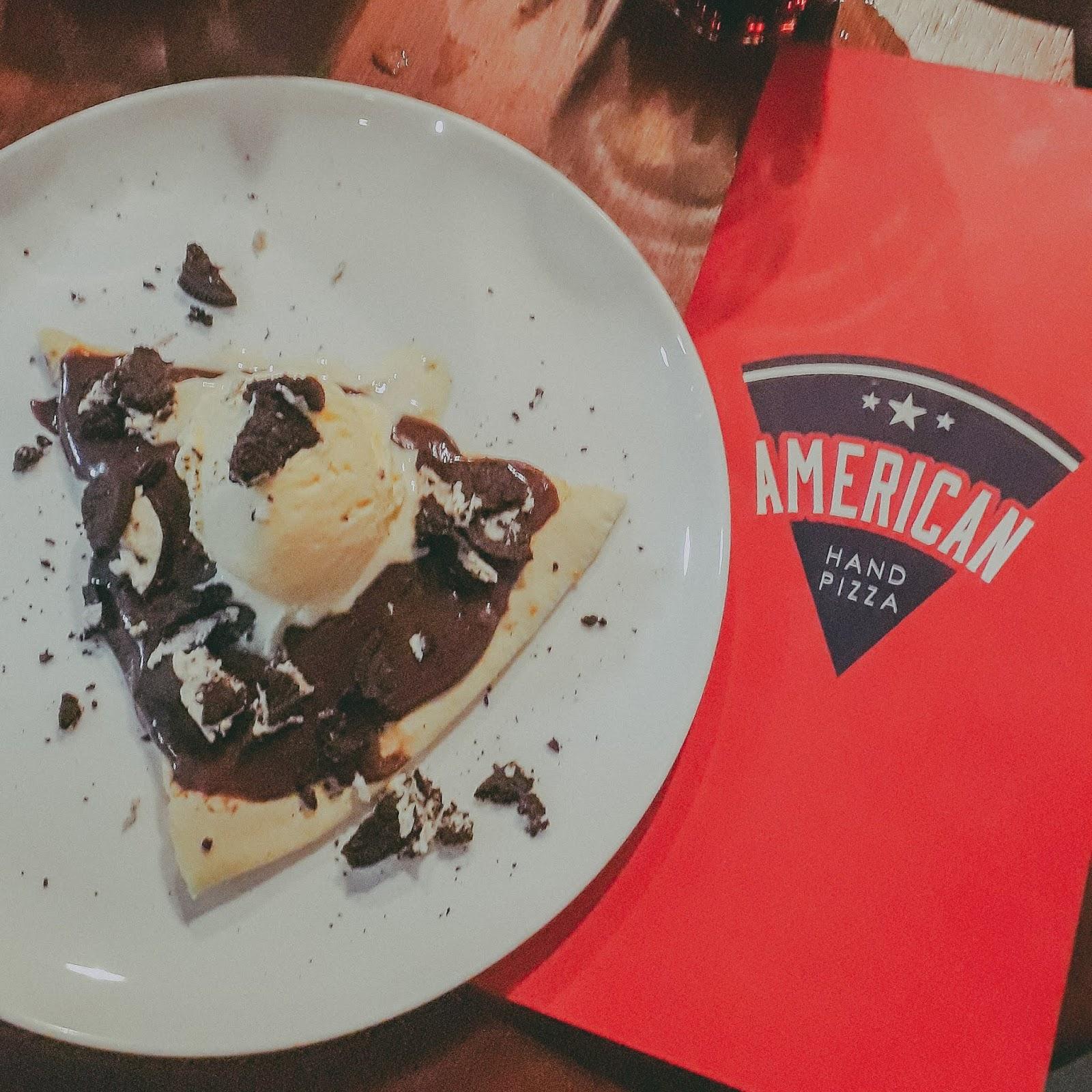 Rodízio de Pizza - American Hand Pizza!