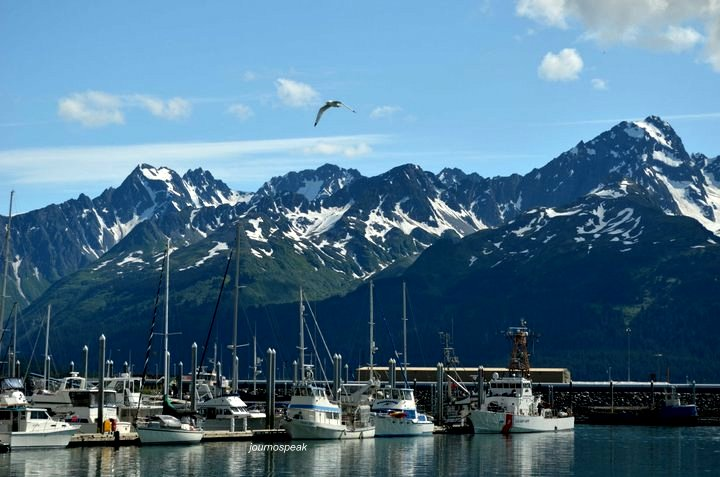 Kenai Fjords Glacier Calving Tours Anchorage