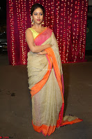 Anu Emanuel Looks Super Cute in Saree ~  Exclusive Pics 011.JPG