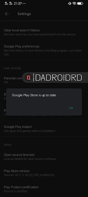 Update versi Play Store Manual, Cara agar Play Store terupdate, Cara Update Play Store ke versi terbaru, Play Store tidak bisa terupdate, Update versi Play Store gagal, Cara update Play Store Android