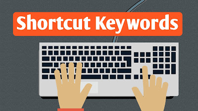 50+ Shortcut keys for computer -android bugs