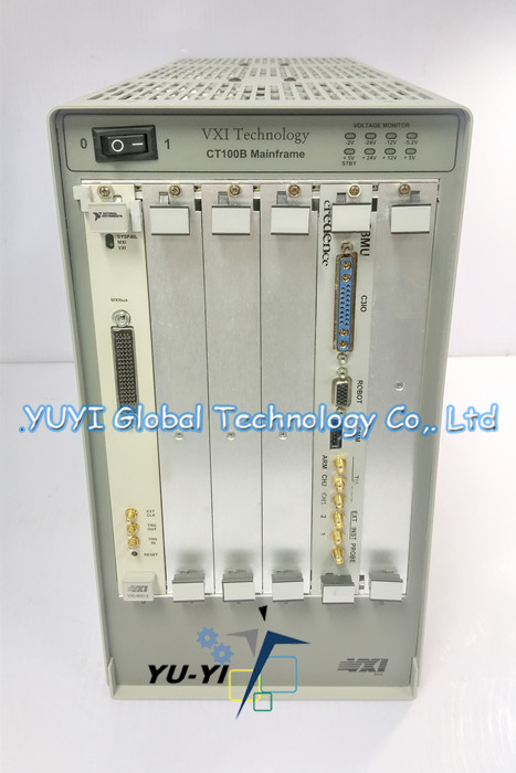 VXI Technology CT100B Mainframe / VXI Bus