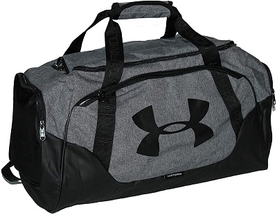 Duffle Bag For Gym With Shoe Compartment | Weekender Bag With Shoe Compartment