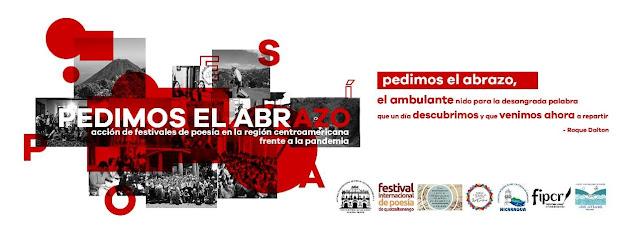Poster Festivales de Poesía de Centroamérica 2020