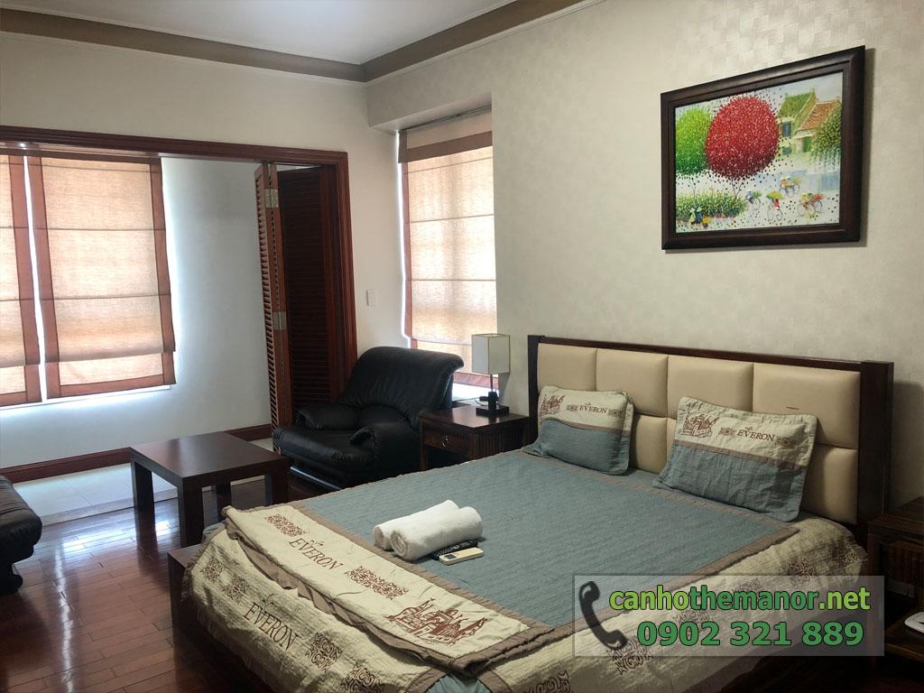 Cho thuê căn hộ Penthouses 300m2 tại The Manor quận Bình Thạnh - hình 7