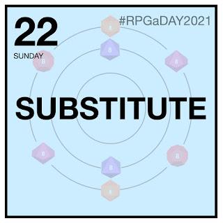 RPGaDAY2021 Day 22