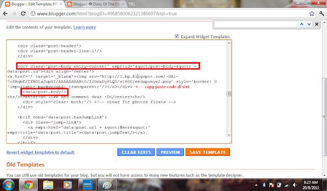 code untuk memudahkan letak assalamualaikum image