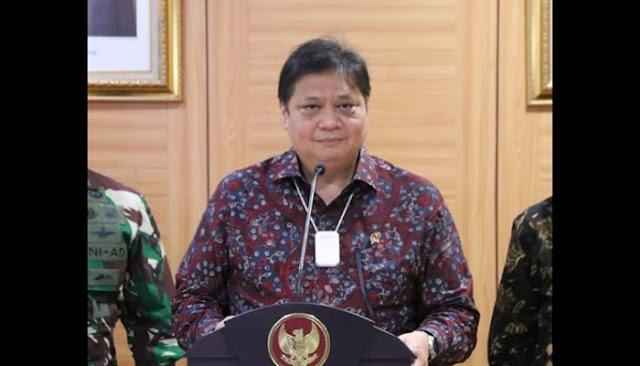 Menko Airlangga: Perhatikan, Ekonomi DKI Jakarta Tertekan, Bali Minus 10 Persen