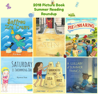2018 Picture Book Summer Reading Roundup