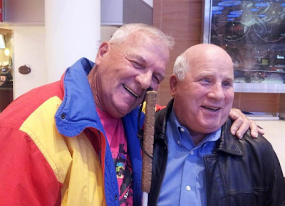 Two Brothers Separated for 65 Years Reunited by MyHeritage