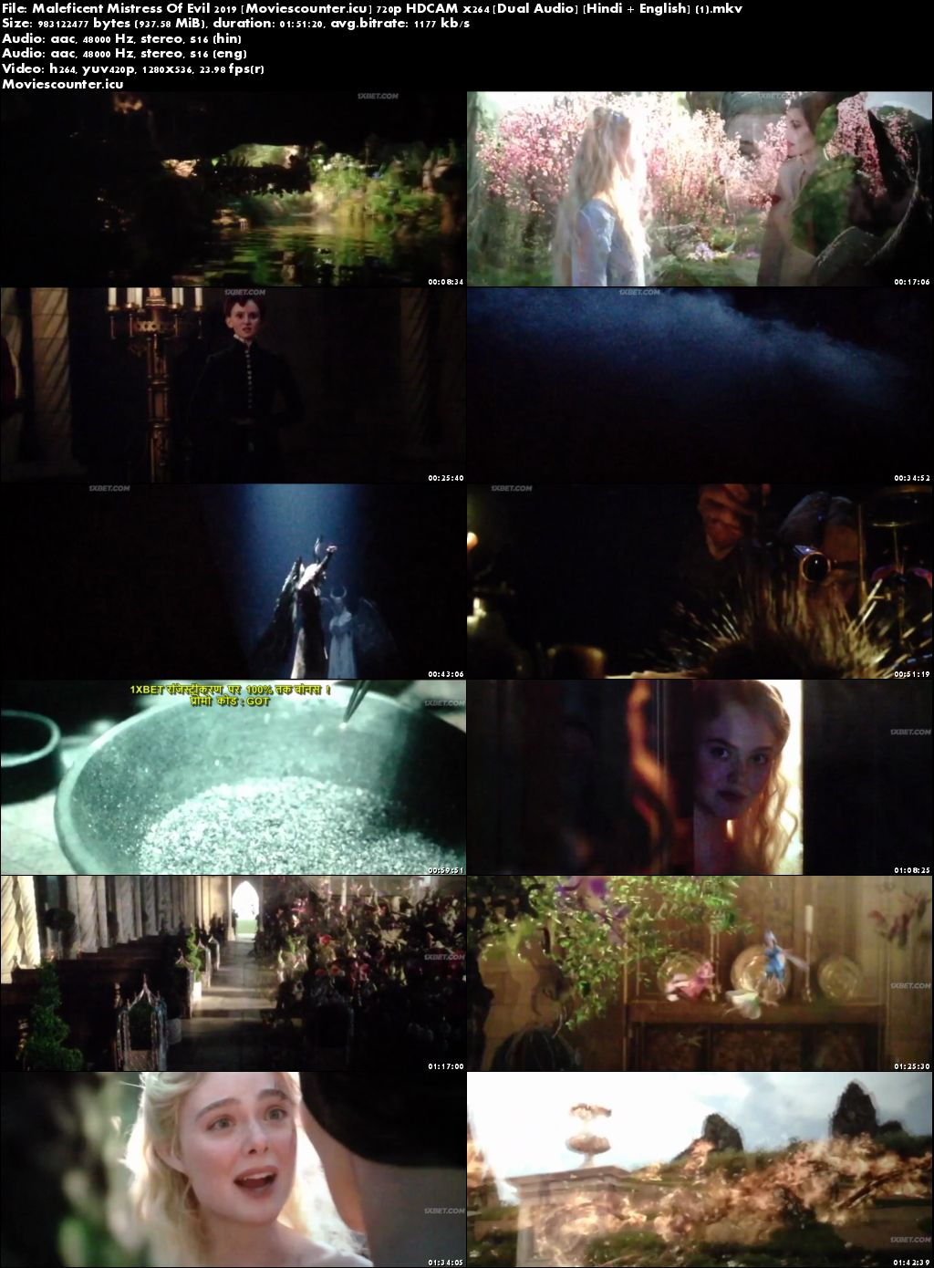 Screen Shots Maleficent: Mistress of Evil 2019