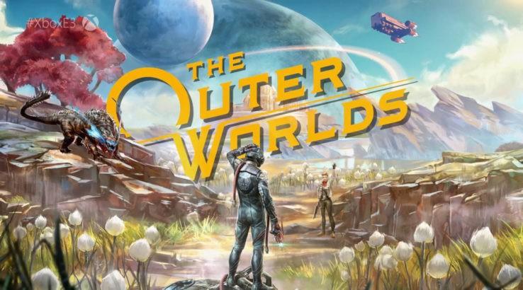 outer worlds keyart