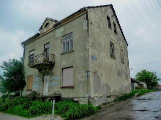 Ходорів. Вул. Шевченка. Житлові будинки