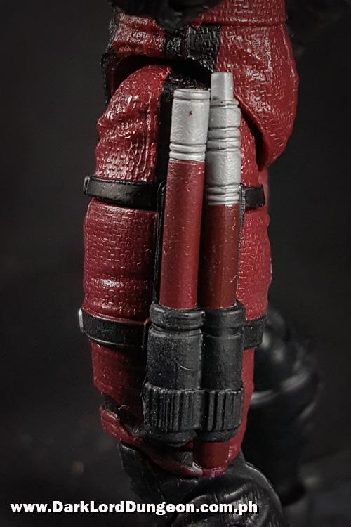 Marvel Legends Netflix Daredevil Action Figure holster