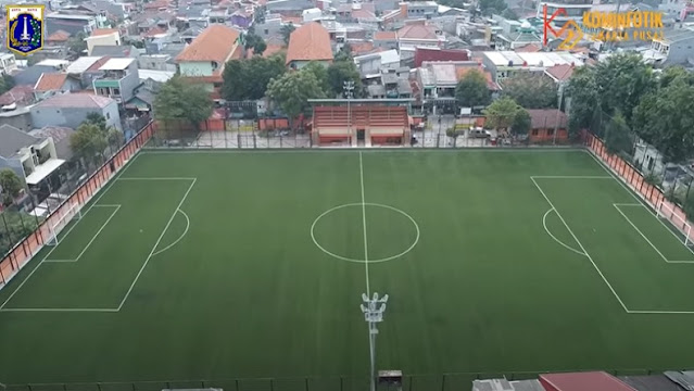 gambar stadion sepak bola
