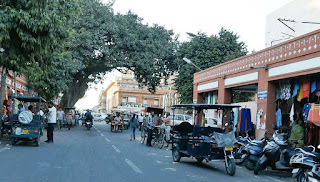 jaipur bapu bazar,shopping spot of jaipur