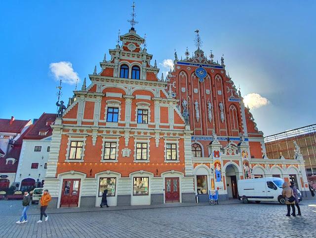The House of Blackheads, Riga