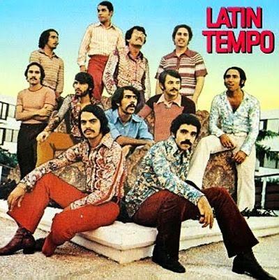 LATIN TEMPO - ORQUESTA LATIN TEMPO (1972)