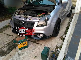 Penggantian aki mobil di summarecon bekasi