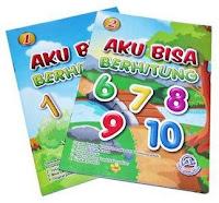 Buku Aku Bisa Berhitung Thalibun Shalih Jilid 1-2