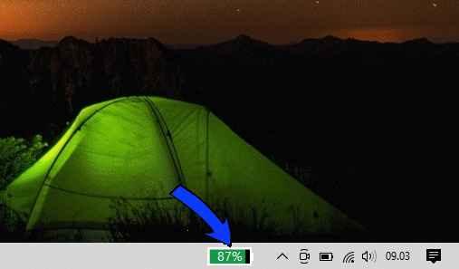 Cara Cepat Menampilkan Presentase Baterai Windows 10 Di Laptop Lenovo Dalam 3 Detik