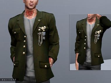 Jacket (Insignia Pins)