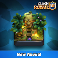 clash royale orman arena