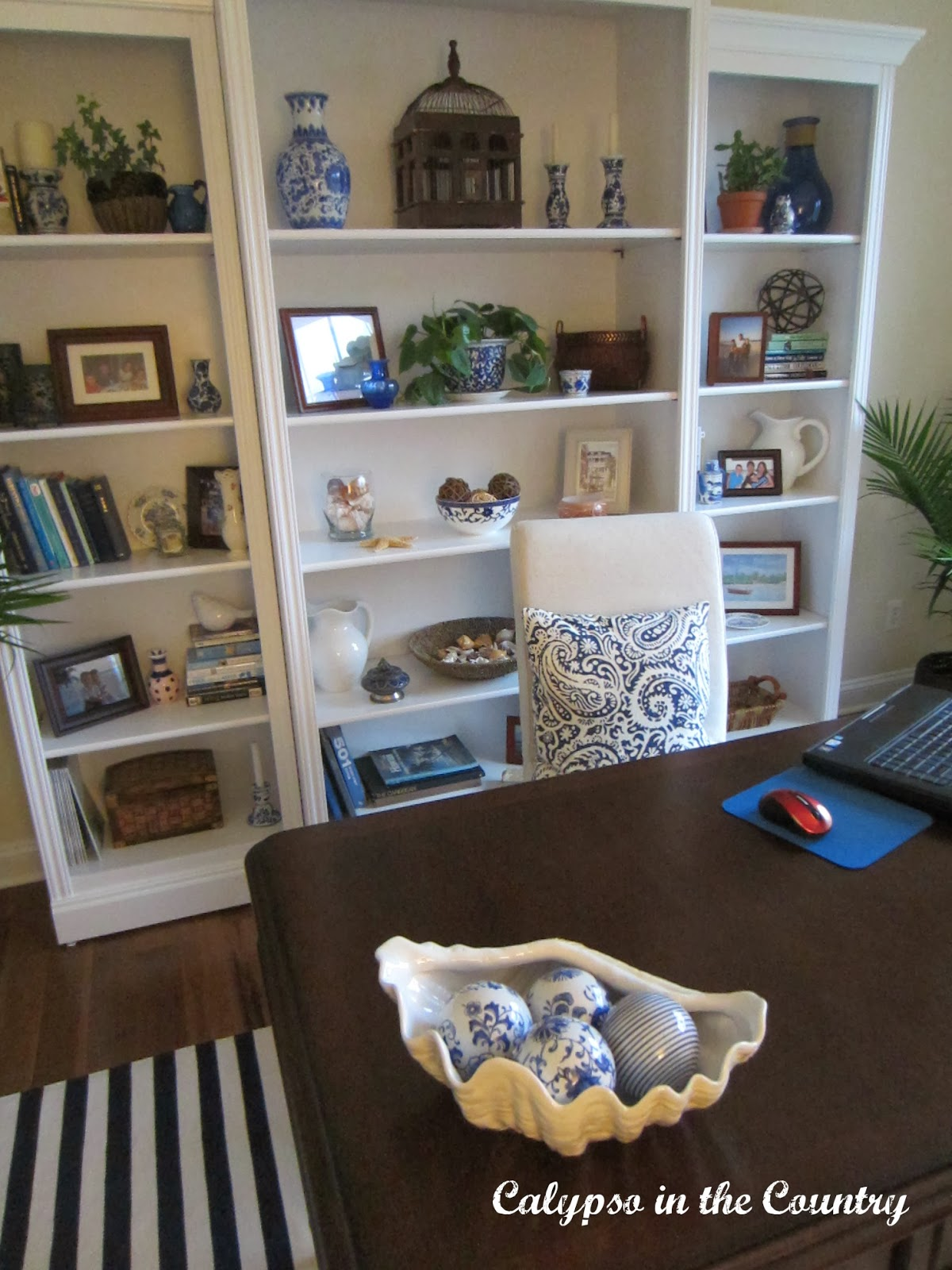 Home Office Reveal - One Room Challenge