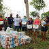 Campanha do Sistema Sepror resulta na entrega de 300 cestas básicas a produtores de comunidades de Manacapuru