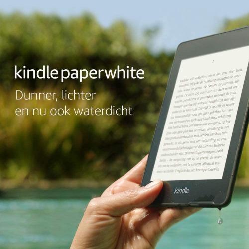 Waterdichte e-reader Kindle beste ereader test