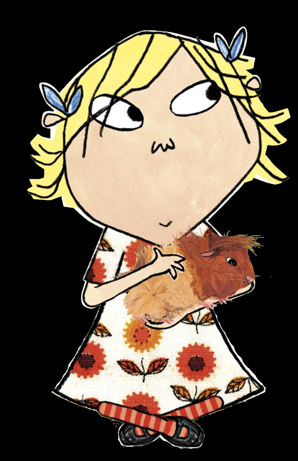 1 Cartoon Character : Cartoon characters charlie and lola png s