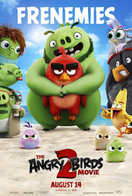 The Angry Birds Movie 2 (2019) Dual Audio Hindi 720p HDRip 800MB