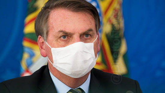 bolsonaro lei regime juridico emergencial pandemia
