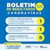 Boletim Informativo: Primeiro caso confirmado de Coronavírus em Barreiras.