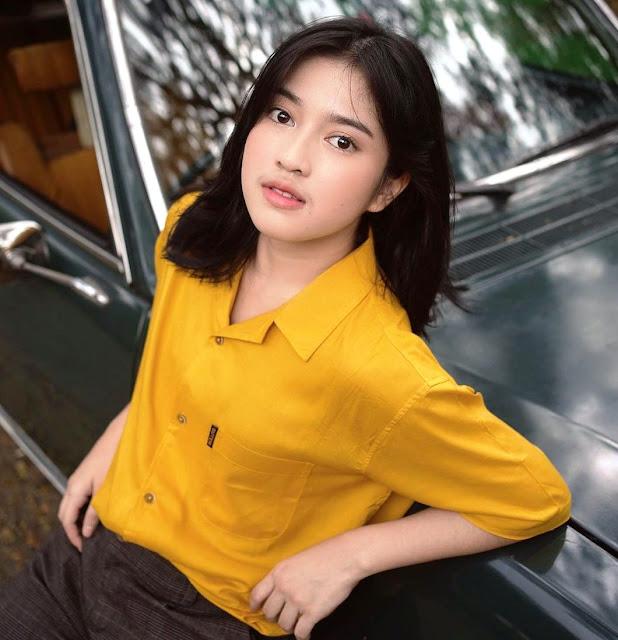 Biodata Benaya Farah, Pemeran Ayu Di Sinetron Love Story the Series SCTV