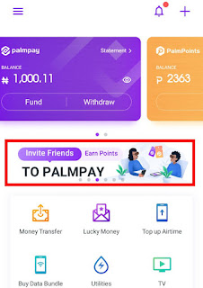 how to make money with Palmpay, how to earn money with Palmpay