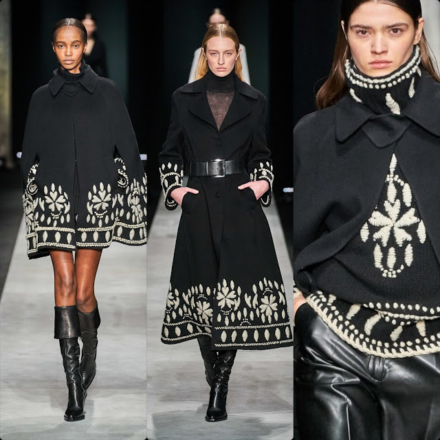 Ermanno Scervino Fall-Winter 2020-2021 Milan by RUNWAY MAGAZINE