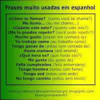 Perguntas e respostas em espanhol, Fazer perguntas em espanhol, Espanhol, Espanhol para Brasileiros
