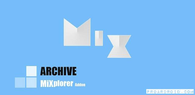 تطبيق ادارة الملفات MiXplorer نسخة كاملة للاندرويد