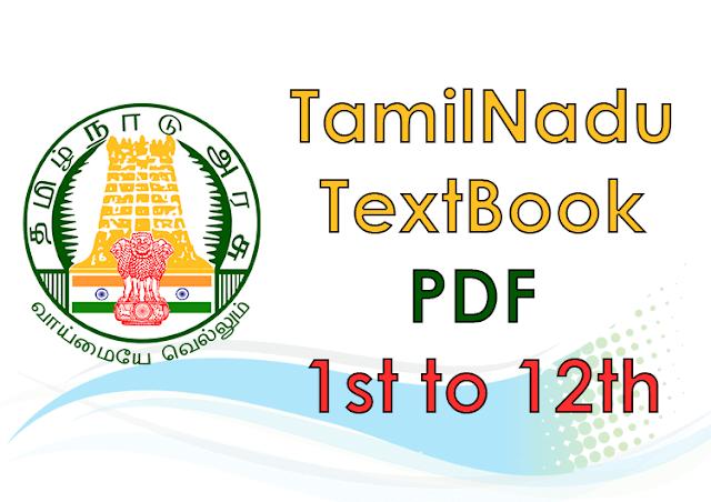 Tamilnadu Textbooks - New Syllabus