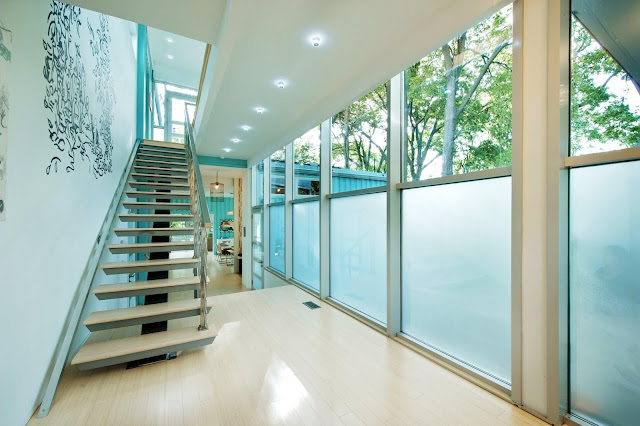 2000 sq ft Shipping Container House, Kansas City, Missouri 11