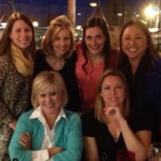 Jamie McDermott With Her Friends