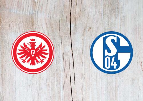 Eintracht Frankfurt vs Schalke 04 -Highlights 17 January 2021